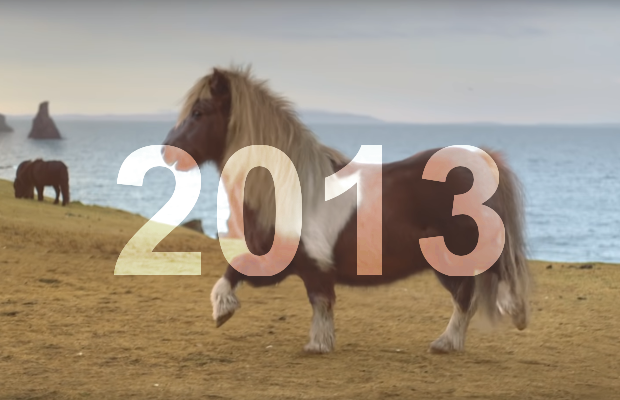 A Decade of Creativity: 2013