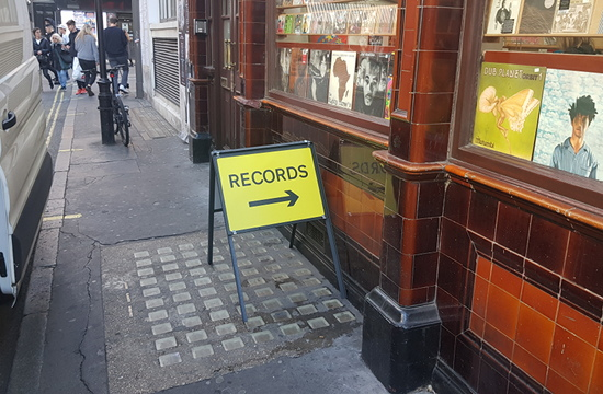 Adland's Favourite Record Stores