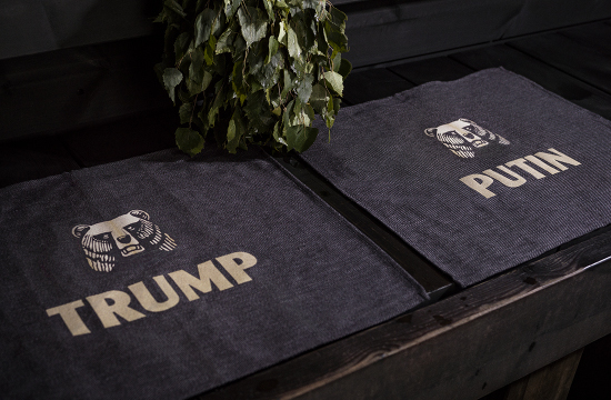 This Finnish Beer Invited Trump and Putin to Hold Talks in a Sauna