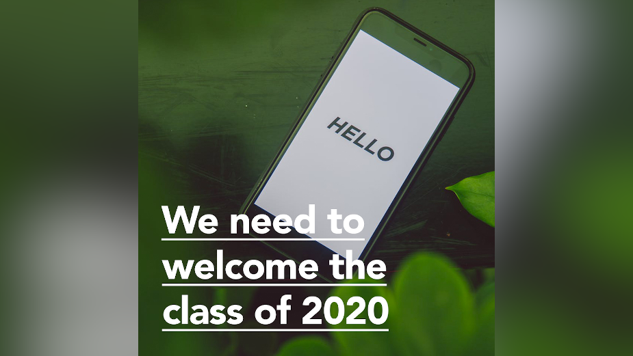 Welcoming the Class of 2020