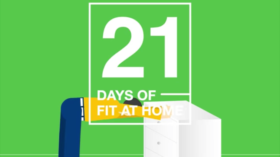 Greenpanel's #21daysofFitatHome is Keeping India Fit in Lockdown