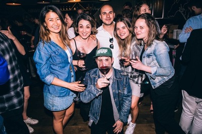 Industry Folk Gather at Rumble Studios' Party
