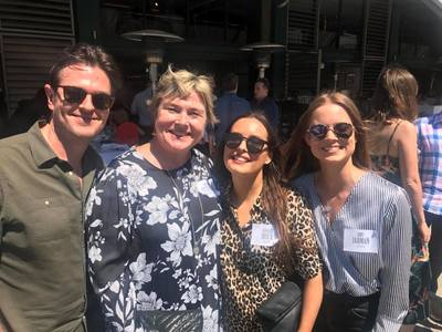Sydney's Top Creatives Attend The Campaign Brief Christmas Legendary Lunch