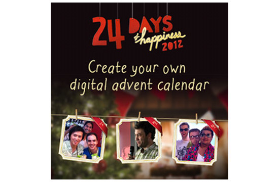24 Days of Happiness from Specialmoves