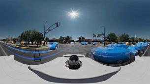 Framestore Partners with Waymo and Google Creative Lab on Waymo 360° Experience