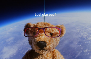 Specsavers Sends Bespectacled Teddy into Space for New Kids Campaign