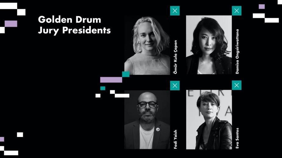 Golden Drum Announces Equal Gender Representation in 2021 Jury