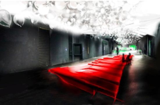 Heineken's Milan Design Week Space