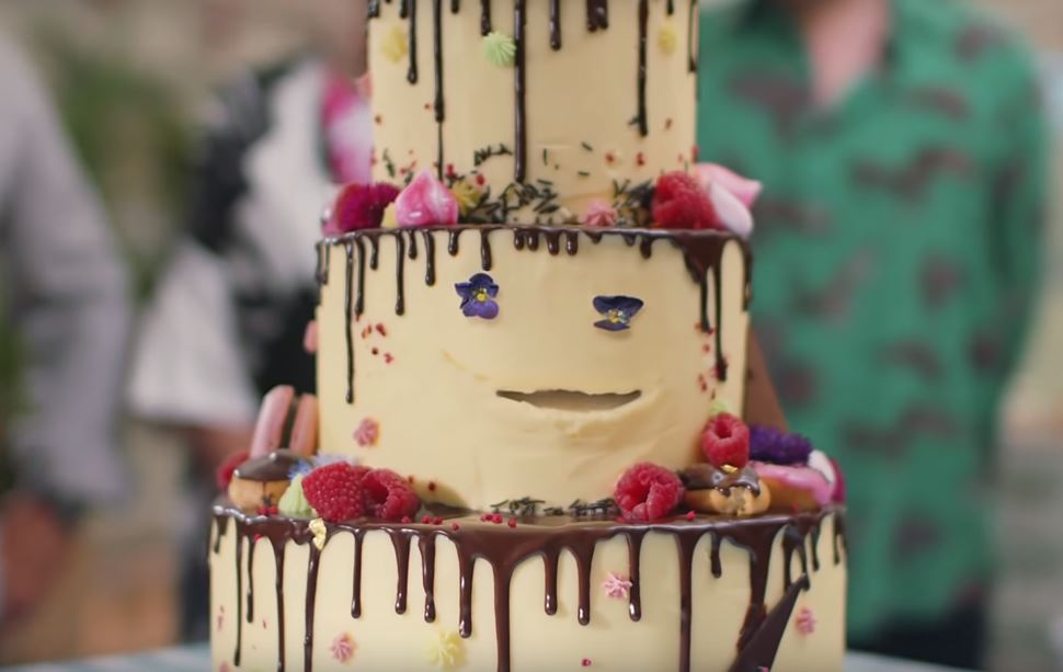 Misshapen Cakes Perform Musical Show-Stopper for The Great British Bake Off