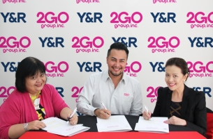 Logistics Provider 2GO Group Names Y&R | LabStore Philippines Agency of Record