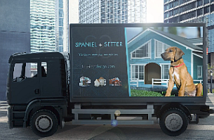 Job Website Dice Challenges Techies to Hack a Mobile Billboard