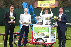 Nature Valley to Fuel LTA'S Iconic British Grasscourt Season as Title Sponsor