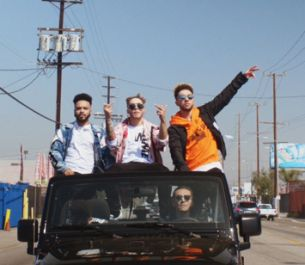 Sophia Ray's Music Video for MiC LOWRY's 'Whiskey Kisses' Celebrates Good Times