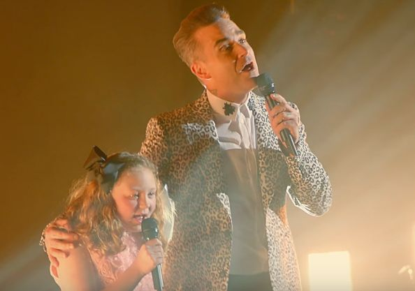 Robbie Williams Superfan Gets the Surprise of Her Lifetime in New Mastercard Film