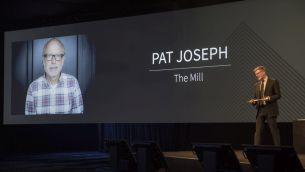 Pat Joseph Receives Prestigious Fellowship at The British Arrows Awards