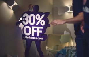 LateRooms.com Crashes In with Latest Campaign from Mother London