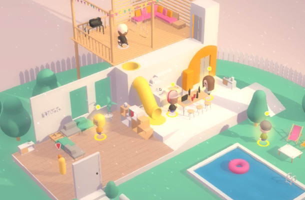 Ueno Creates 3D Interview to Attract Talent to Agency