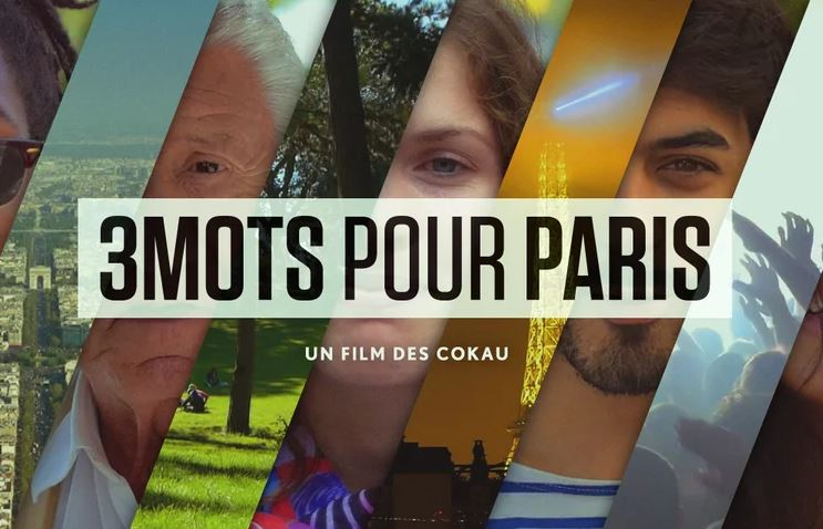 3 Words for Paris: One City, Two Artists, Three Words and Millions of Possibilities