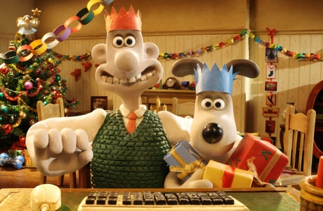 Your Shot: Wallace & Gromit on Google+