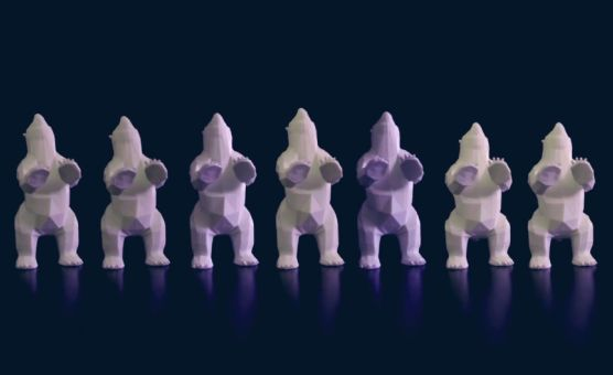 Is 3D Printing the Coolest Thing to Happen to Animation?