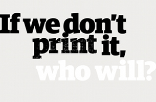 To-the-Point Guardian Print Ads Celebrate the Newspaper's Independence
