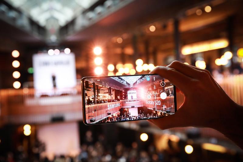 Lewis Capaldi Stars in Samsung's Ad-break Takeover