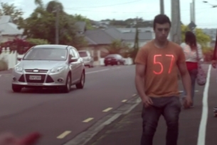 Clemenger BBDO Projects Speed for Powerful New NZTA Spot