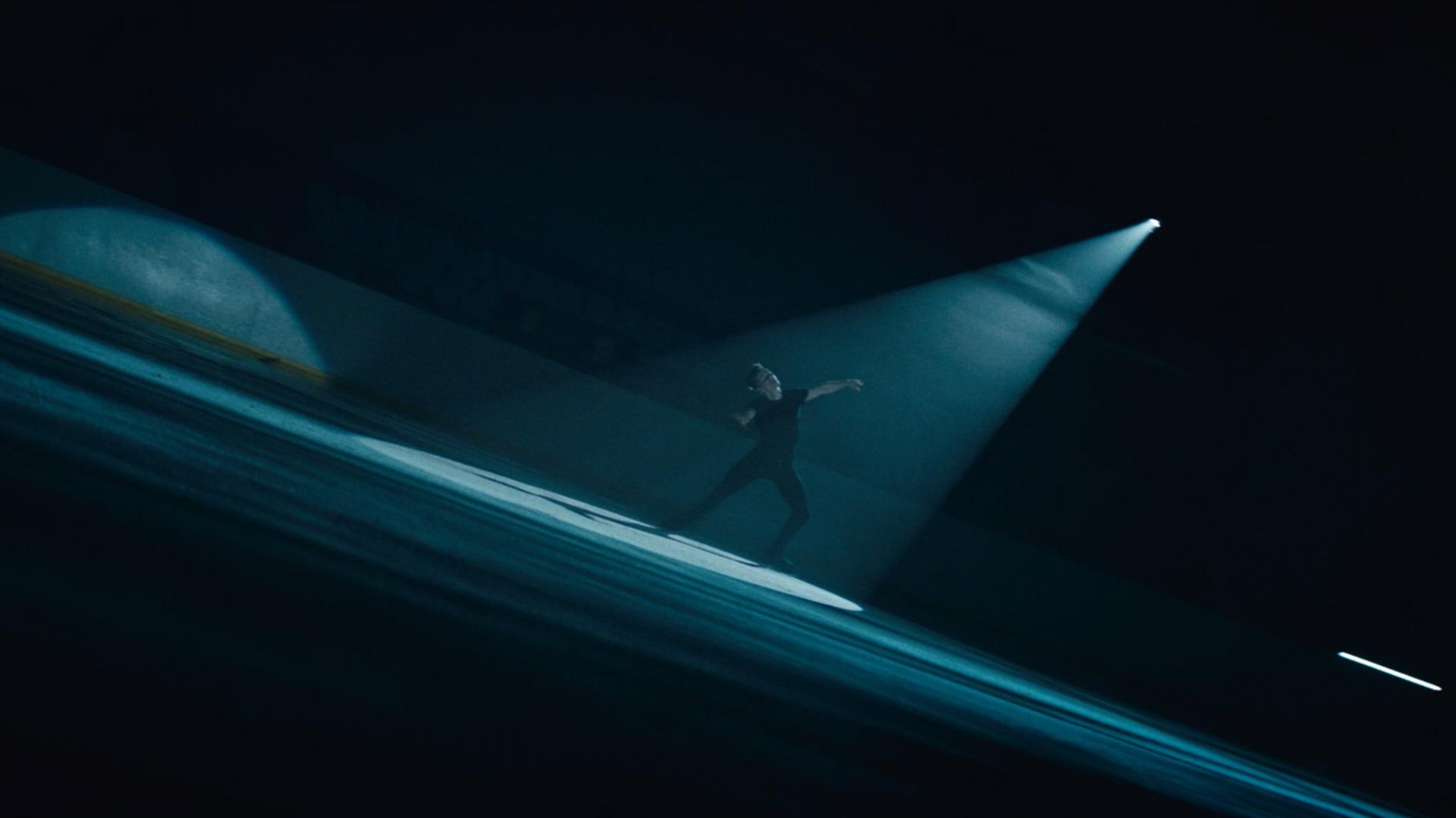 Figure Skater Overcomes Bullying in Poignant Guy Sebastian Music Video