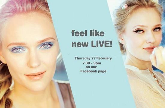 Boots UK Unveils 'Feel Like New Live'