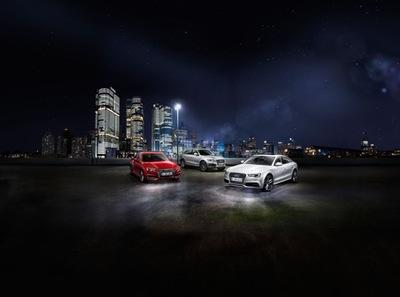 Audi Australia Unveils 'Audi Open Haus' TVCs in Latest Campaign
