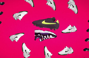 How Golden Wolf Honoured 40 Years of Nike Evolution in Two Minutes
