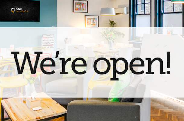 We're Open: SNK Studios Covid-19 Contingency Plans