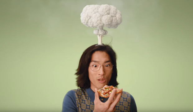 California Pizza Kitchen's Cauliflower Crust Blows Minds in New Campaign with Made