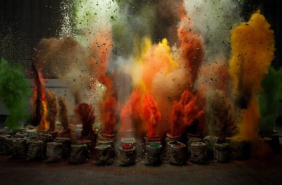 Schwartz Launches Explosive 'Sound of Taste'