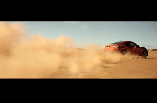 'Raw Driving' The New Toyota 86 Campaign