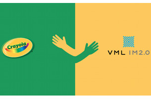 VML IM2.0 Wins Crayola Business in China