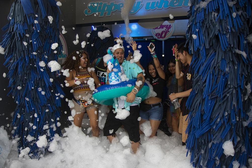 Iris, Kia and SiriusXM Activate The Kia Soul Station at Electric Zoo Festival