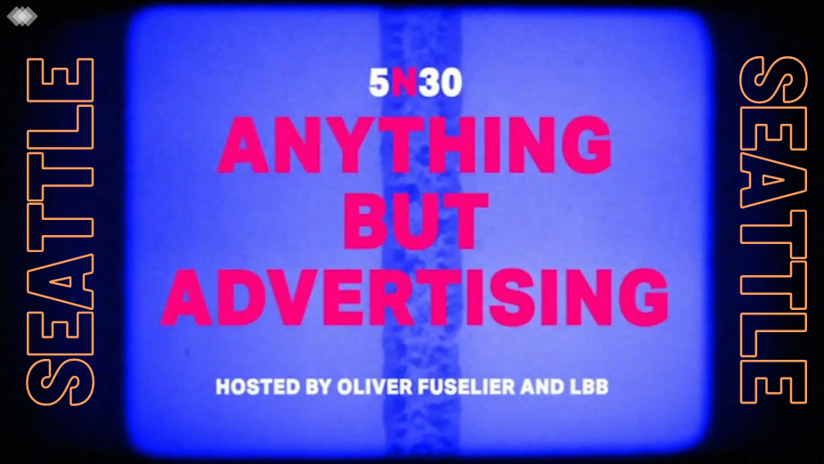 5N30 Ep 2: A Virtual Trip to Seattle to Talk Anything But Advertising