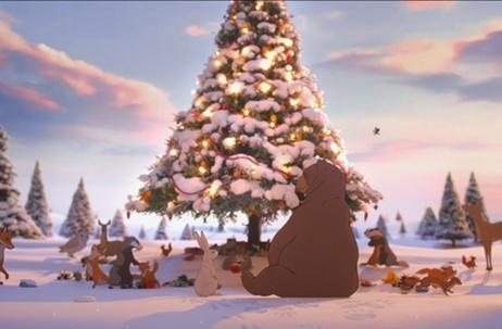 John Lewis Tops UK Top 10 Christmas Ads