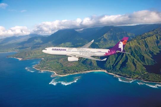 Hawaiian Airlines Appoints whiteGREY for Australia + NZ