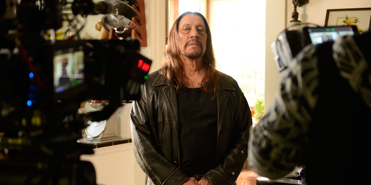 DDB New York Partners with AdCouncil and AARP to Promote Male Caregiving with Tough Guy Danny Trejo