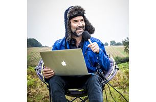 Adam Buxton On Delving into Saatchi NDS History with BUG