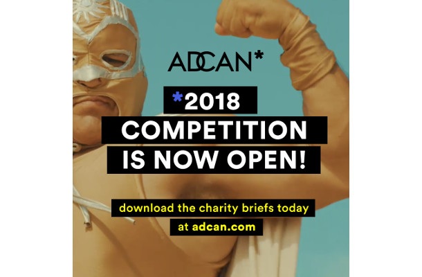 ADCAN Launches 2018 Filmmaking Competition and Announces Partner Charity Briefs