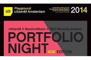 MassiveMusic Co-host ADE Edition Portfolio Night