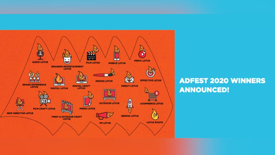ADFEST Reveals 2020 Lotus Awards Winners