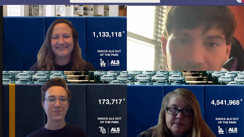 ALS Association Innovates Virtual Fandom for World Series