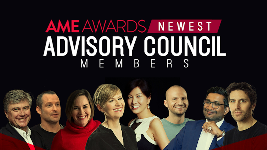 New York Festivals AME Awards Advisory Council Adds Eight New Members