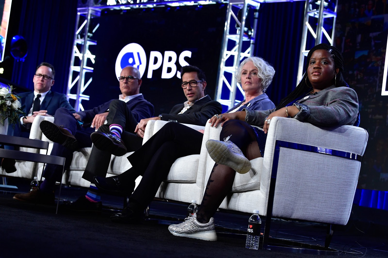 PBS American Portrait Launches at Winter TCAs in Pasadena