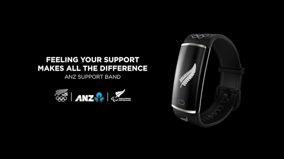 A Gift from New Zealand to the World's Sports Fans and Athletes
