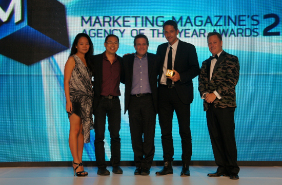 JWT Singapore Wins Creative Agency of the Year